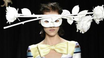 PHOTOS – Haute-Couture: les 30 coiffures et maquillages les plus dingues repérés sur les défilés