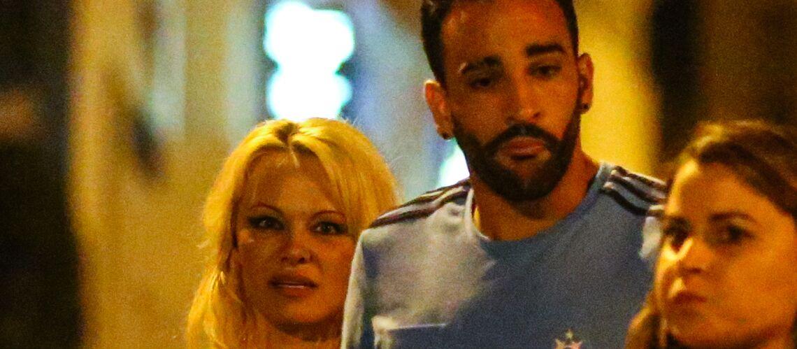 Adil Rami et Pamela Anderson s'installent à Marseille: toutes les infos sur leur nid d'amour
