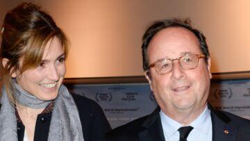 Julie Gayet et François Hollande: enfin libres ils profitent de la vie