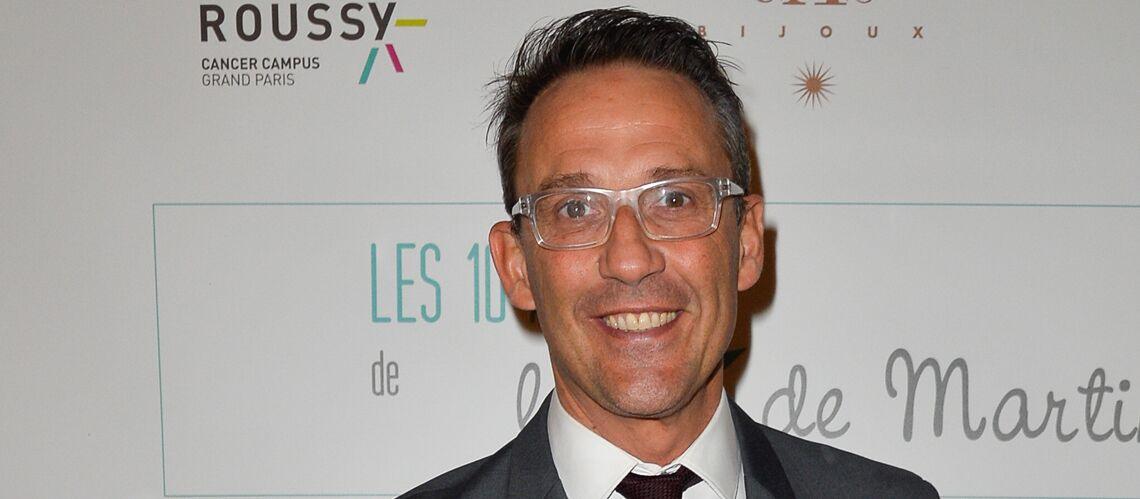 Pascal Obispo en pleurs dans «The Voice», Julien Courbet se moque de lui sur Twitter