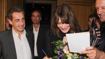 Carla Bruni et Nicolas Sarkozy:  10 ans d'amour quel est le secret de leur couple