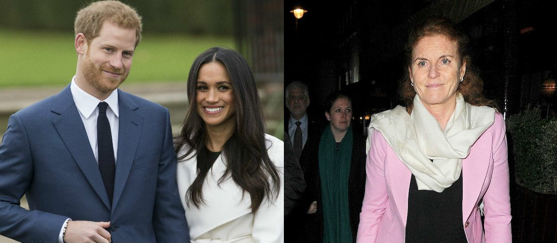Meghan Markle et Harry: pourquoi ils n'ont pas invité Sarah Ferguson, la tante du prince, à leur mariage