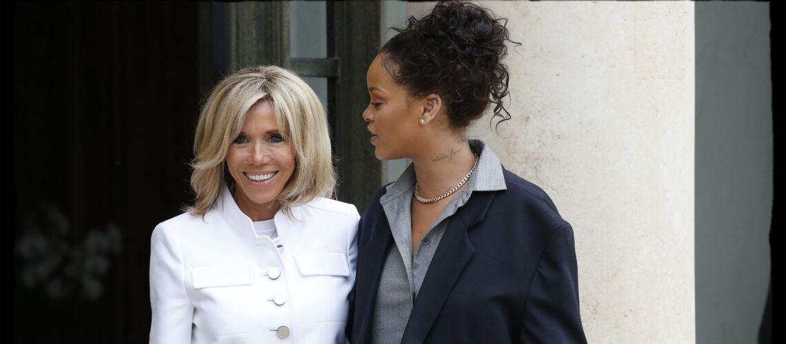 Pourquoi les stars américaines adorent Brigitte Macron