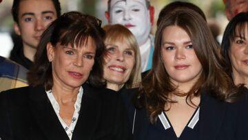 Camille, la fille cadette de Stéphanie de Monaco: elle tient beaucoup de sa mère
