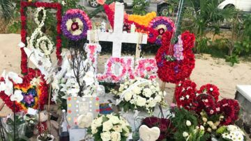 Comment la tombe de Johnny Hallyday est protégée des dégradations?