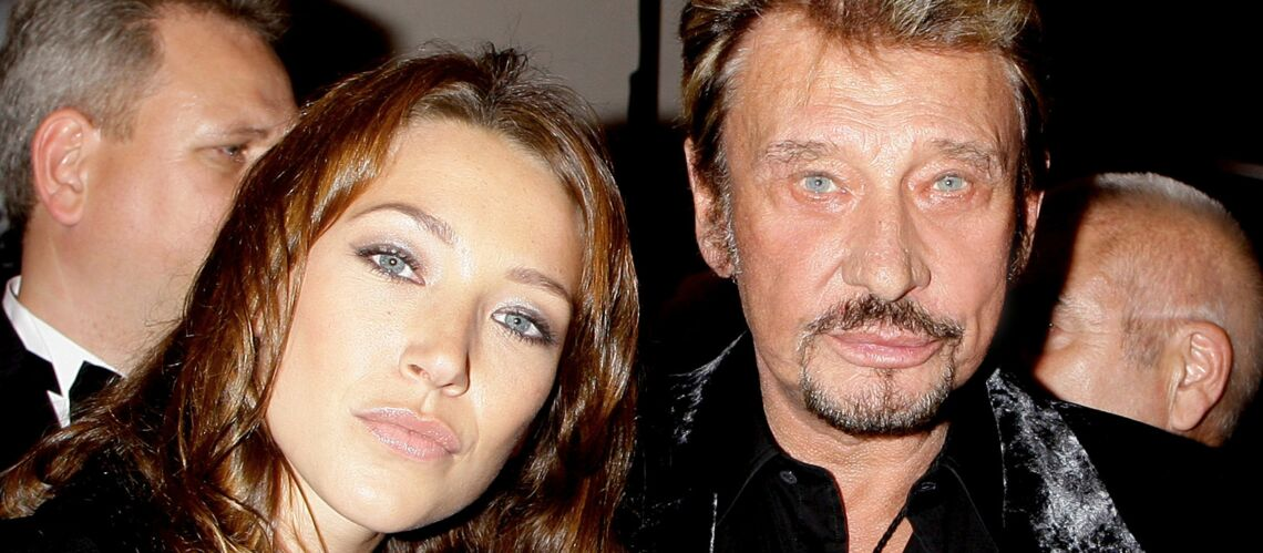 Johnny Hally­day et Laura Smet : une rela­tion fusion­nelle et complexe