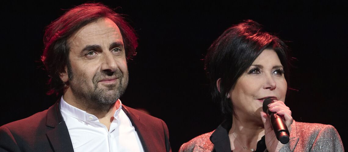 PHOTOS – Liane Foly et André Manoukian, leurs tendres retrouvailles