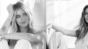 Gisèle Bündchen et Chiara Ferragni posent pour la campagne lingerie d'Intimissimi