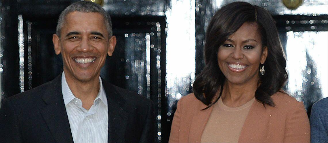 PHOTO – Barack Obama, son message craquant à Michelle pour la Saint-Valentin