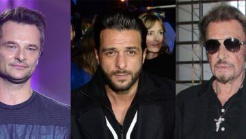 David et Johnny Hallyday en froid à cause de sa relation avec Maxim Nucci