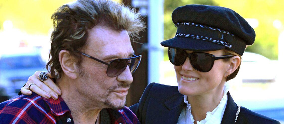 «Laeticia va prendre des seaux de merde»: Johnny Hallyday avait anticipé l'acharnement contre sa femme