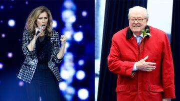 Céline Dion: Un fan encombrant? Jean-Marie Le Pen avoue chanter ses chansons