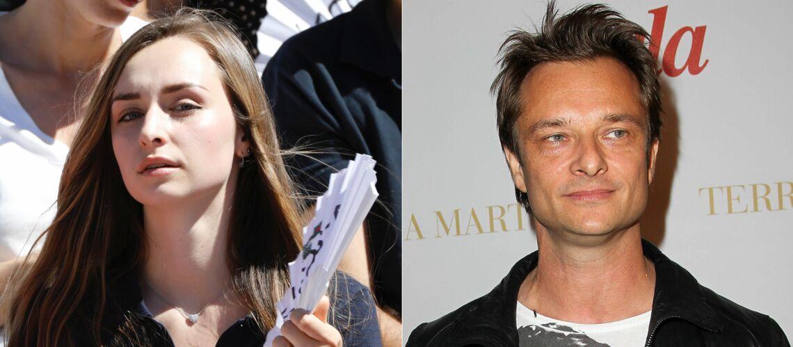 David Hallyday papa attentionné pour sa fille Emma Smet, l'autre oubliée du testament de Johnny