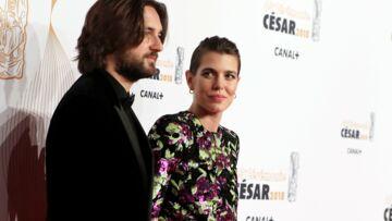 VIDÉO – Charlotte de Monaco et Dimitri Rassam, le fils de Carole Bouquet: l'amour au grand jour aux César