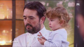 VIDEO – Jean-François Piège avec son fils Antoine dans Top Chef, trop mignons