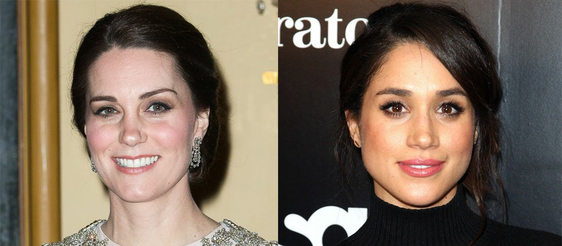 Selon la science, Meghan Markle est plus belle que Kate Middleton