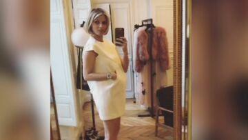 VIDEO – Sylvie Tellier, enceinte: l'ex-Miss reste très active et ultra stylée en attendant bébé