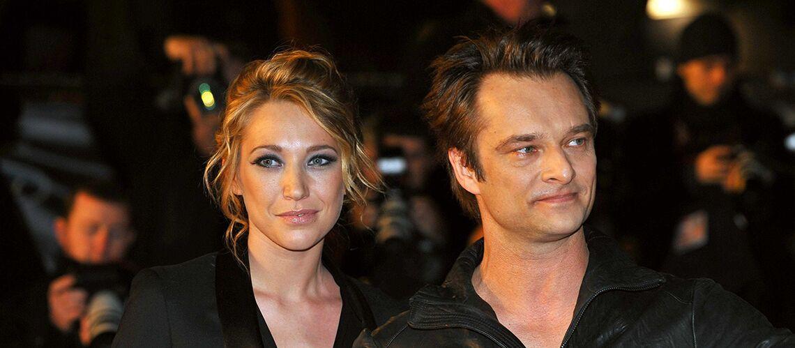 En 2011, le testament de Johnny Hallyday comprenait des «compensations» financières pour David et Laura Smet
