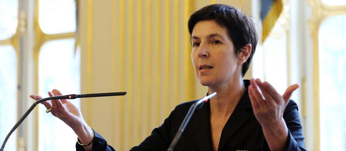 «Je ne vais jamais sur les réseaux sociaux»: comment Christine Angot se protège des critiques