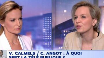 VIDEO – La petite allusion de Virginie Calmels à Audrey Crespo Mara sur son compagnon Thierry Ardisson