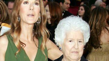 Céline Dion: sa photo pleine de complicité avec sa mère, qui fête ses 90 ans
