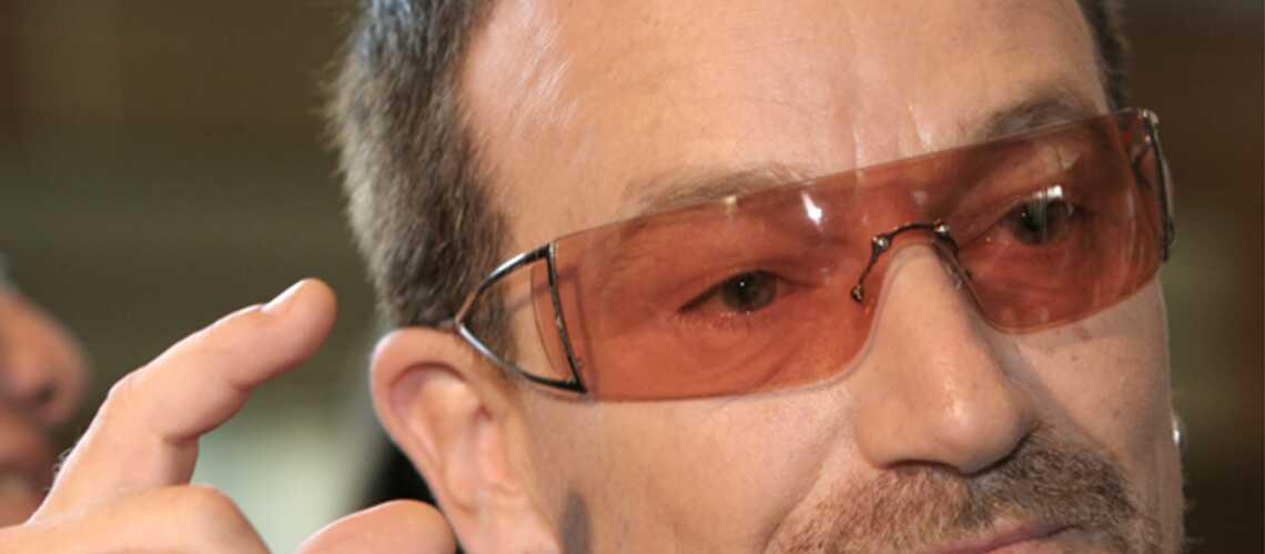 Bono, sauvé des flammes