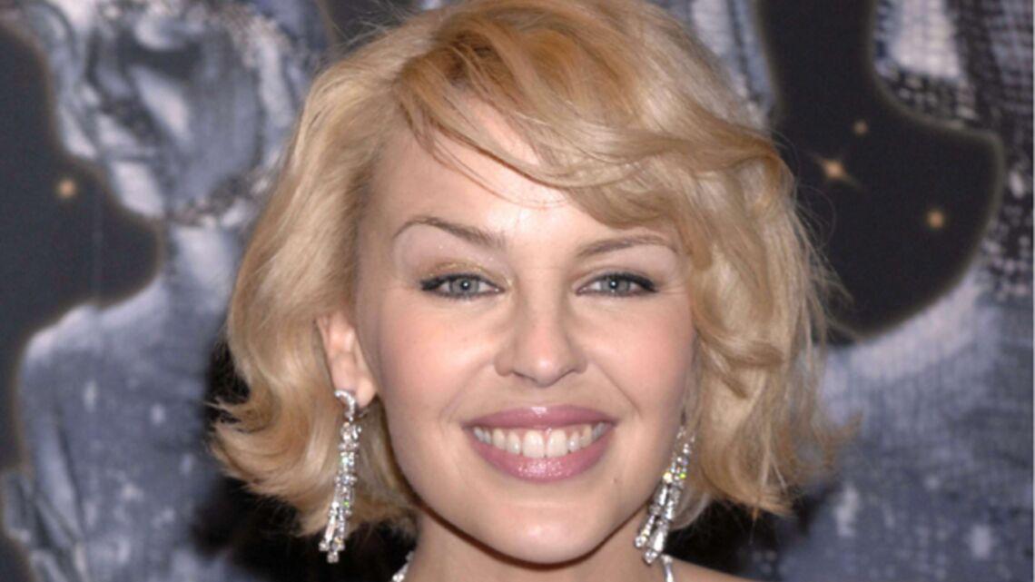 Les larmes de Kylie Minogue