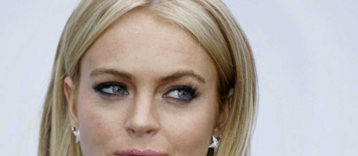 Lindsay Lohan souhaite rencontrer Vladimir Poutine