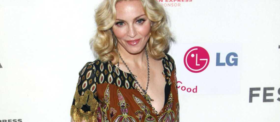 Madonna devancée par Enrique Iglesias