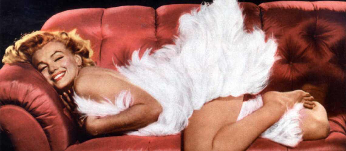 Monroe kennedy orgies