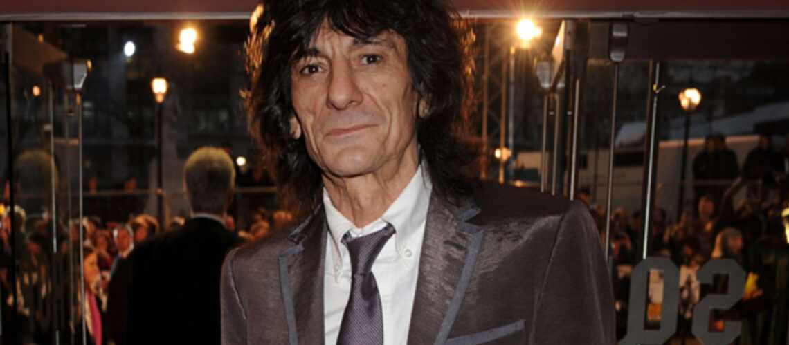 Ron Wood prêt à refor­mer The Faces, son ancien groupe de rock