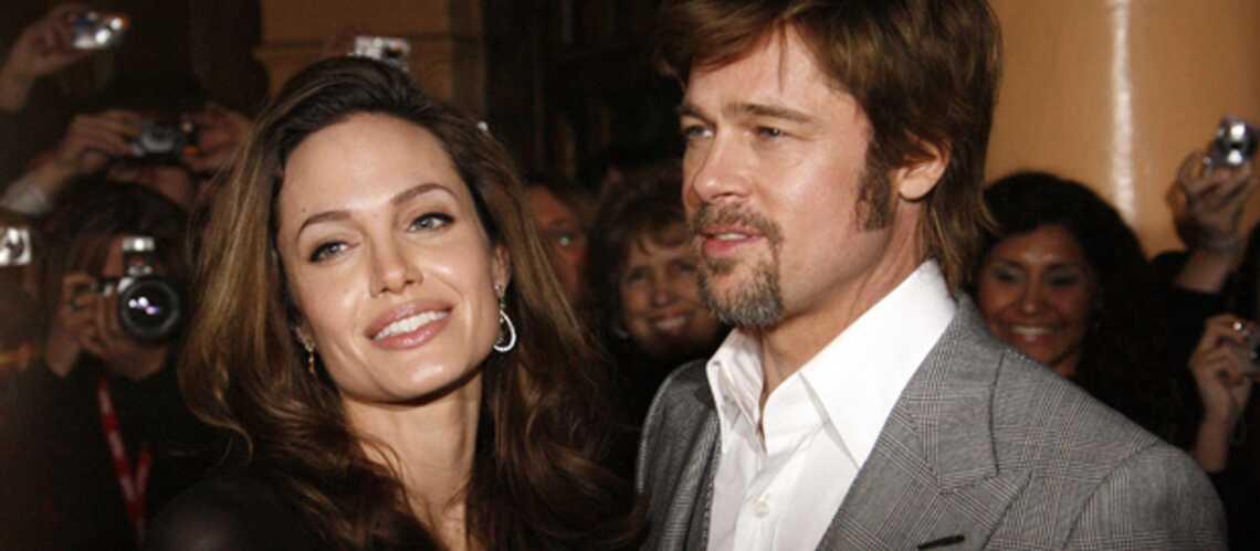 La cuvée Jolie-Pitt, disponible en ligne dès jeudi