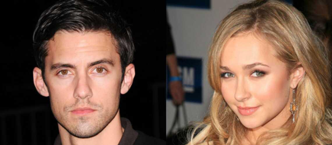 Hayden Panettiere et Milo Ventimiglia bientôt mariés?