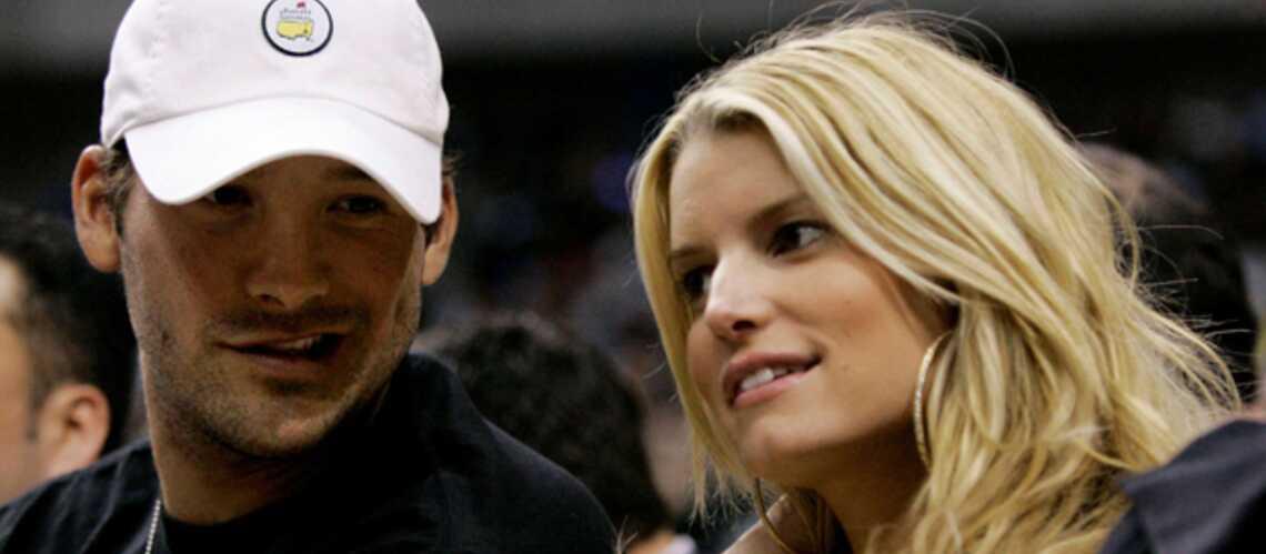 Jessica Simpson fiancée à Tony Romo?