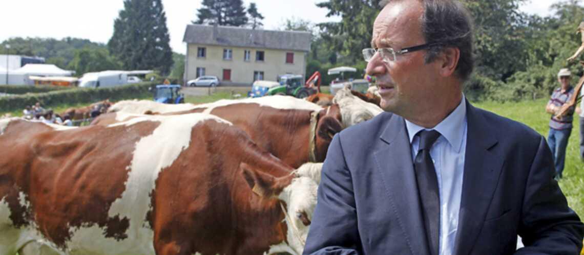 Bye bye l'Elysée… François Hollande cherche une maison en Corrèze