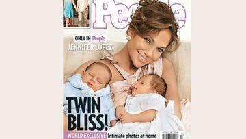Les jumeaux de Jennifer Lopez valent 3,8 millions d'euros!