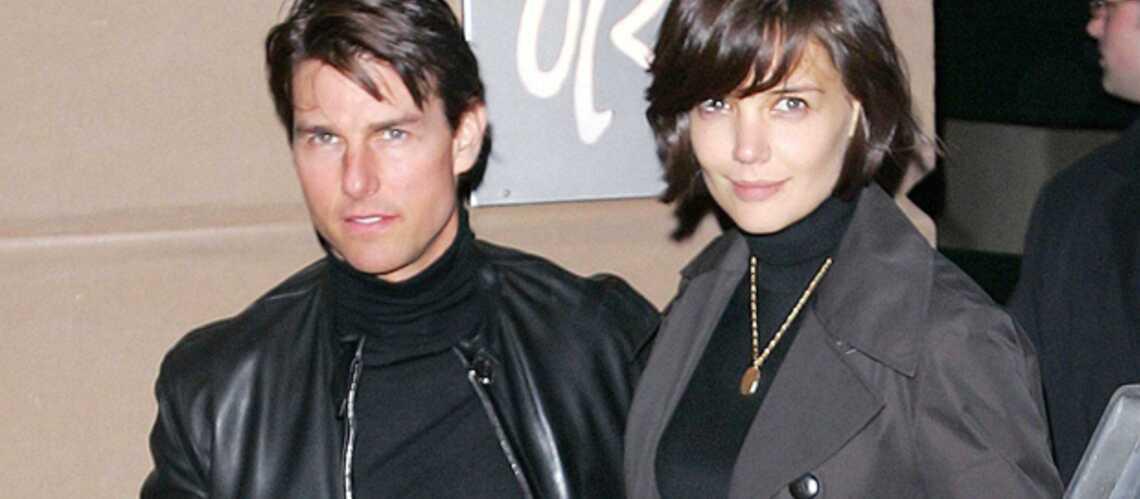 Tom Cruise et Katie Holmes, divorce express
