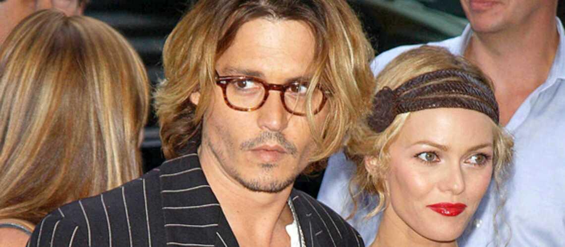 Johnny Depp et Vanessa Paradis: une séparation ordinaire?