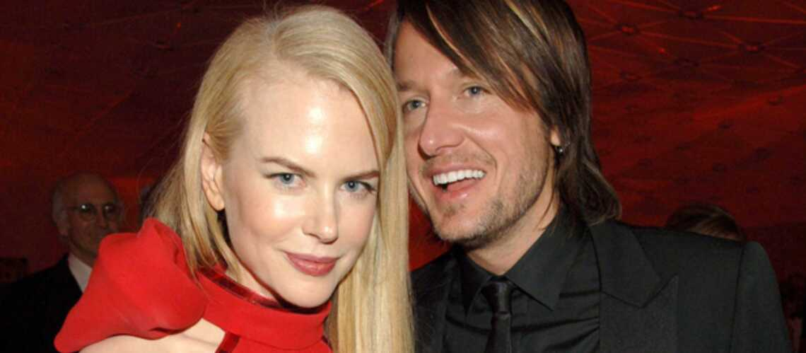 Nicole Kidman est complètement gaga!