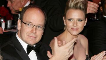 Albert II et Charlène: rock'n'rose à Monaco