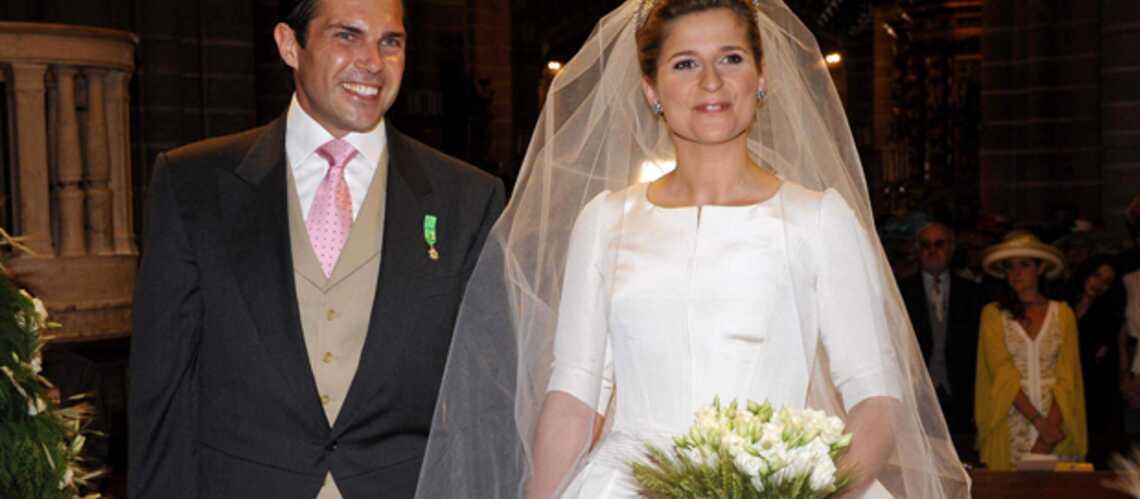 Charles-Philippe d'Orléans s'est marié