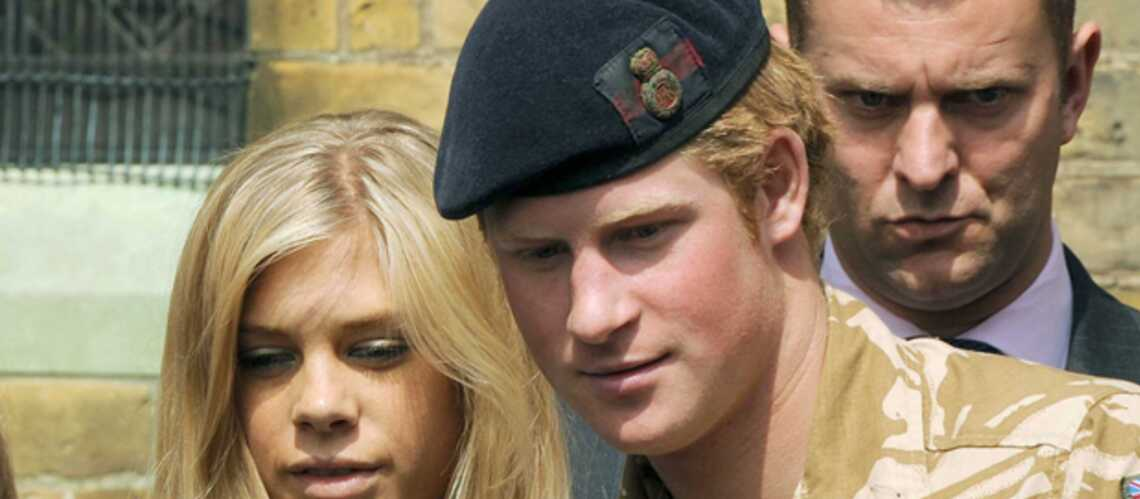 Chelsy Davy a quitté le prince Harry!