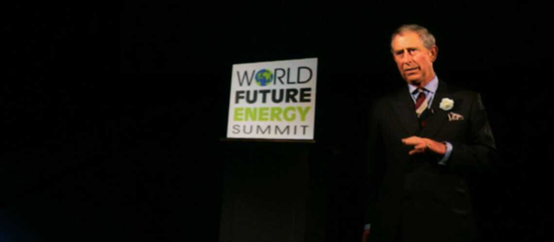 Le prince Charles envoie son hologramme en conférence et économise 20 tonnes de CO2