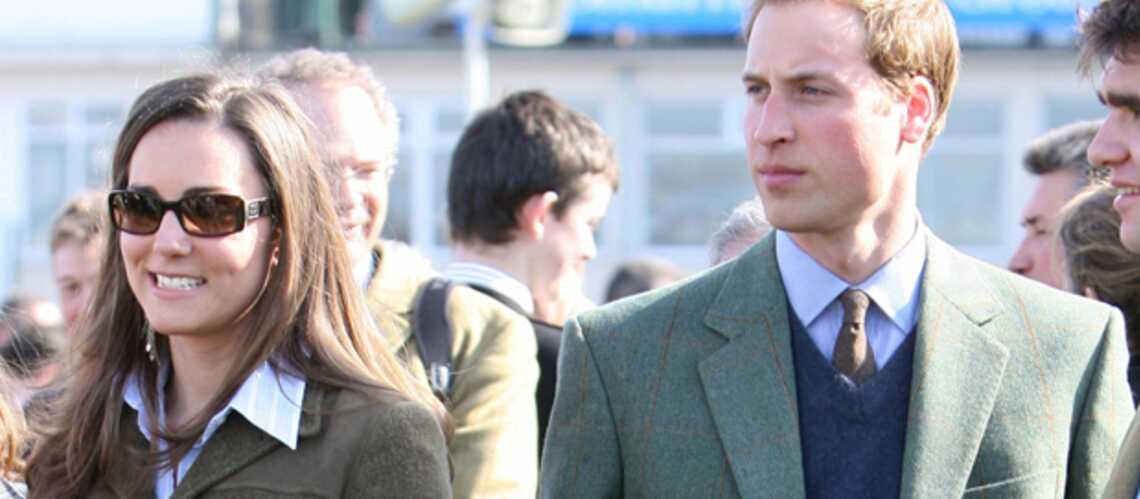 Le prince William et Kate Middleton, secrètement fiancés?