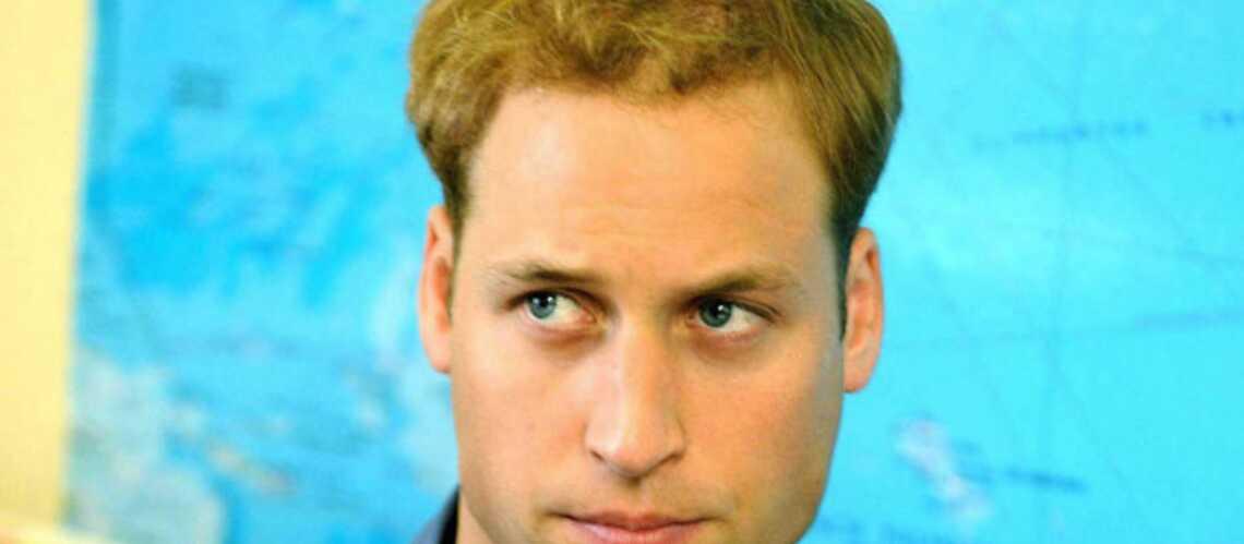 Le prince William, la formation militaire continue!