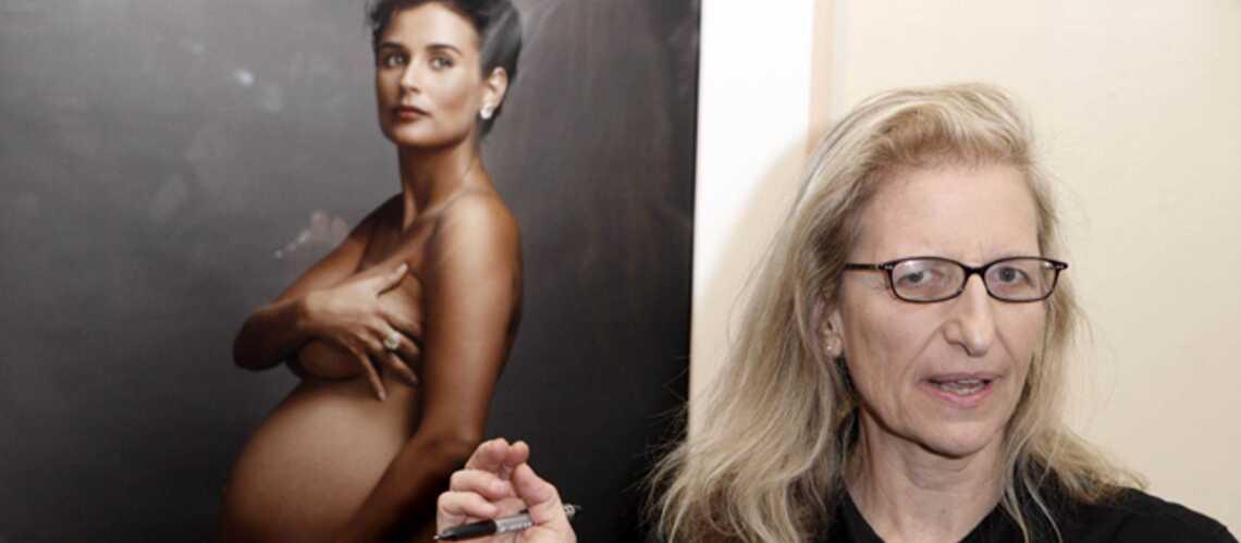 Annie Leibovitz, photographe désargentée