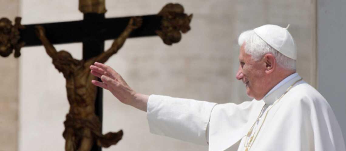 Benoît XVI sur les traces du Christ