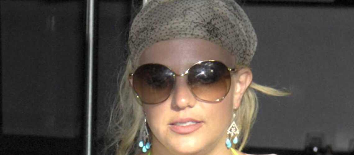 Britney Spears ne pourra pas voir ses enfants pendant un mois