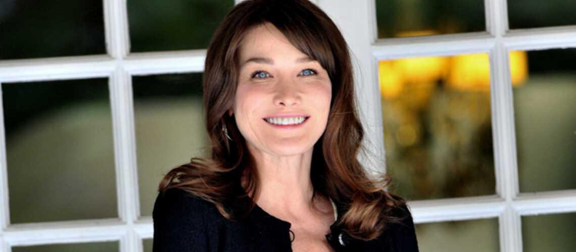Carla Bruni-Sarkozy a accouché d'une fille
