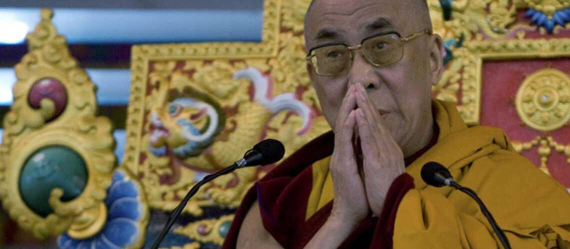 Le dalaï lama hospitalisé
